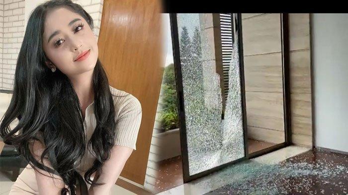 Kabar Buruk Dewi Perssik, Kaca Jendela Rumahnya Pecah Berantakan, Mantan Saiful Jamil Lapor Polisi