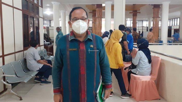 Kadis Kesehatan Sumba Barat, Vaksin Dosis II Astra Zeneca Berlangsung Awal Juli 2021
