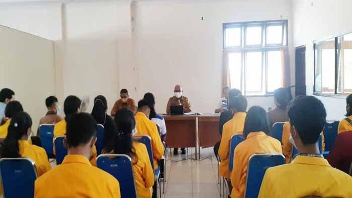 Kadis Pendidikan Kota Kupang Minta Mahasiswa Bantu Sosialisasi Program Belajar di Masa Pandemi