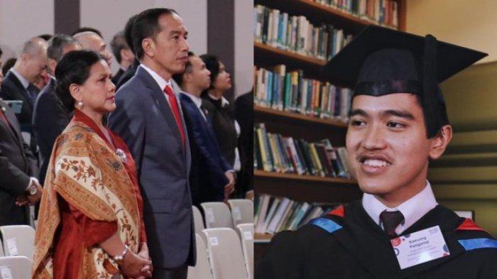 Kaesang Pangareb Bikin Geger Saat Wisuda di Singapura, Wisudawan Kaget Adik Gibran itu  Putra Jokowi