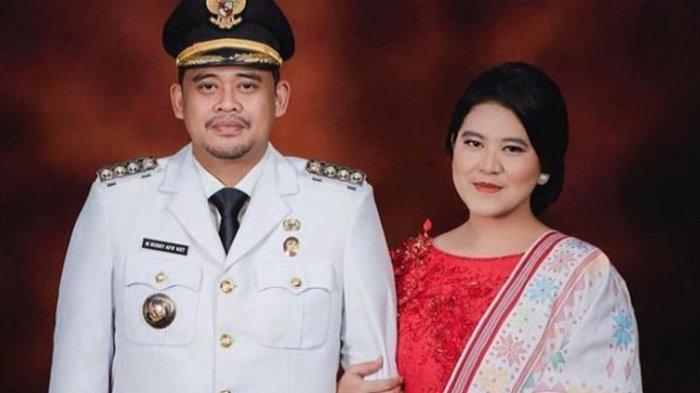 Sandang Status Anak Presiden & Istri Walikota Medan,Kahiyang Ayu Tetap Tampil Sederhana SaatNyekar