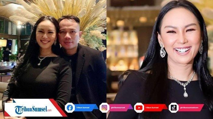 Kalina Ocktaranny Makin Kagum dengan Vicky Prasetyo, Ini Doa Sang Istri untu si Gladiator Kongo