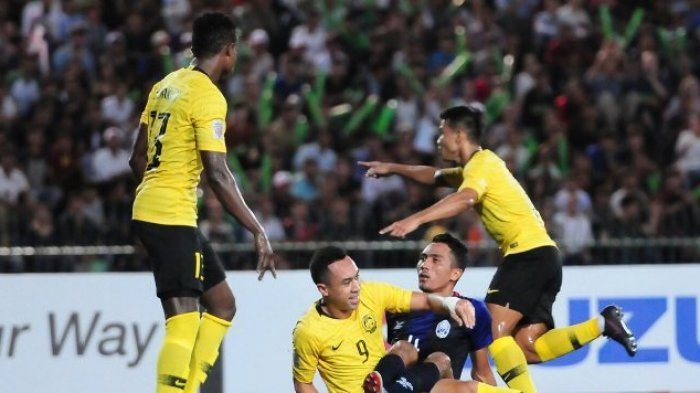Malaysia Unggul 1-0 Atas Kamboja di Grup A Piala AFF 2018