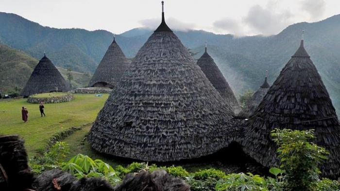 Wae Rebo, Negeri di Atas Awan yang Ada di Flores Nusa Tenggara Timur (NTT), Ada 5 Fakta Unik