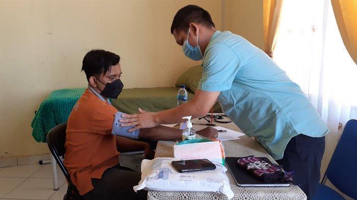Kampus Politani Negeri Kupang Gelar Pelayanan Kesehatan Gratis Bagi Mahasiswa dan ASN