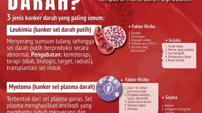 Anda Ingin Tahu tentang Penyebab Kanker Darah? Ayo Simak Penjelasan Detailnya