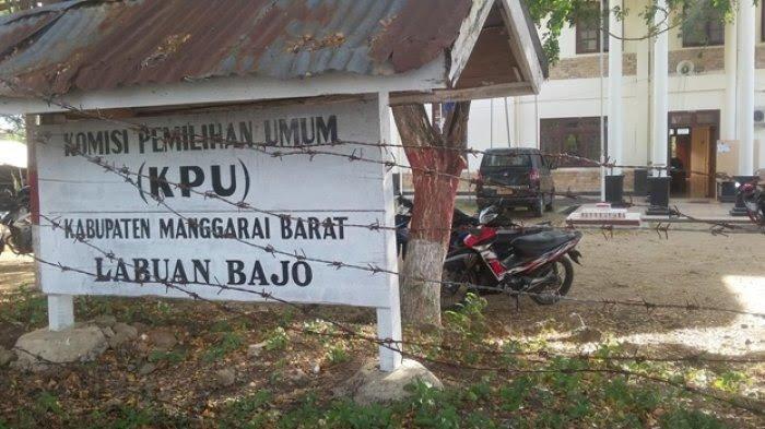 Hari Ini Batas Akhir Perbaikan Pelaporan Dana Kampanye dari 4 Parpol di Manggarai Barat