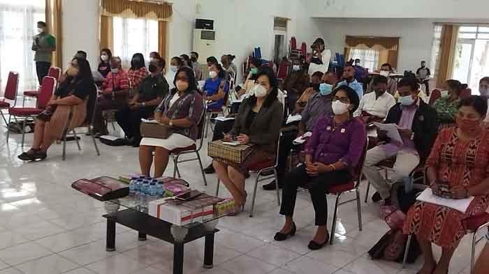 Kanwil Kemenkum HAM NTT Workshop Promosi Kekayaan Intelektual di Belu