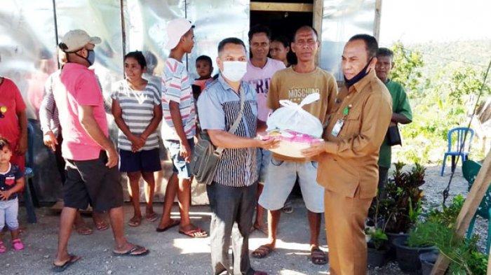 Kanwil Kementerian Agama NTT Berempati dengan Korban Badai Seroja