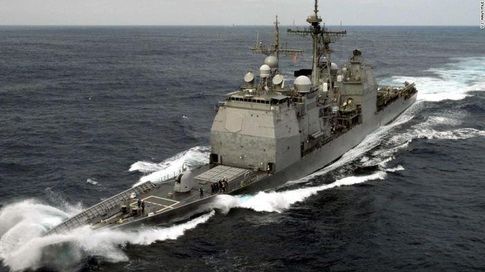 Jepang Ingin Empat Angkatan Laut Gelar Latihan Angkatan Laut Malabar di Laut China Selatan