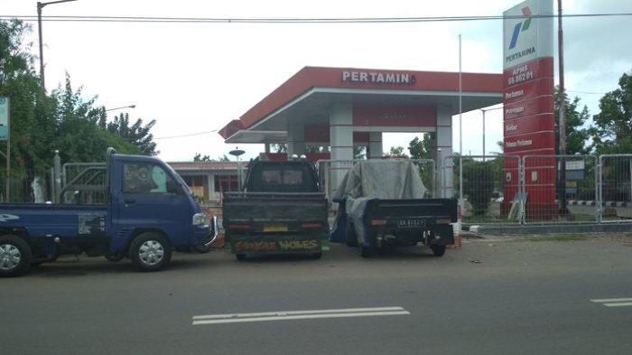 Kapal Angkut BBM Rusak, Kabupaten Lembata Krisis Minyak