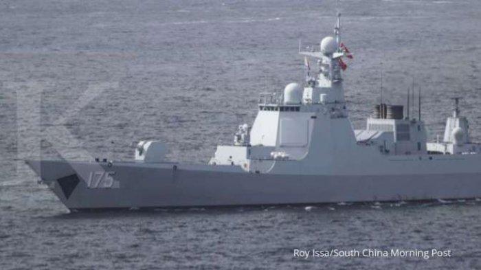 PANAS lagi di Laut China Selatan,  AS Kirim Lagi Kapal Induk, China Kirim kapal Mata-mata