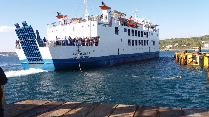 Hari Ini Ada Kapal Feri Yang Berlayar ke Larantuka, Simak Jadwalnya!