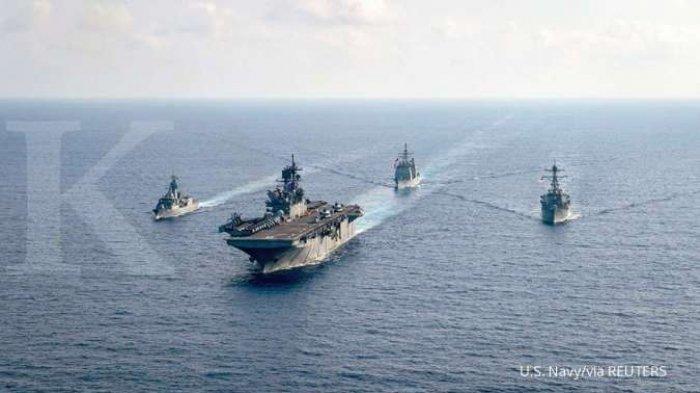 Diancam Akan Dibom China,Australia Panik &Ketakutan; Hingga Habiskan Rp3.840 Triliun BeliSenjata ini