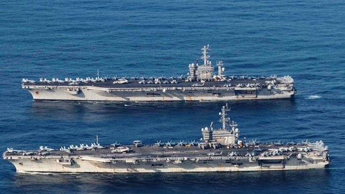 Amerika Ingatkan China Jangan Macam-macam di Laut China Selatan, Jangan Pakai Kekuatan Senjata