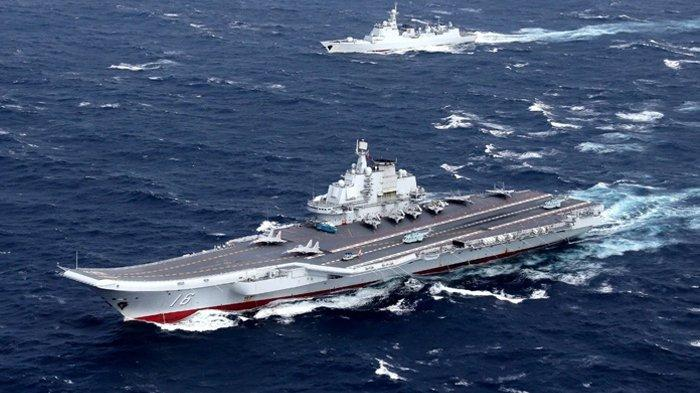 Benarkah Semua Strategi China di Laut China Selatan Demi Taiwan?