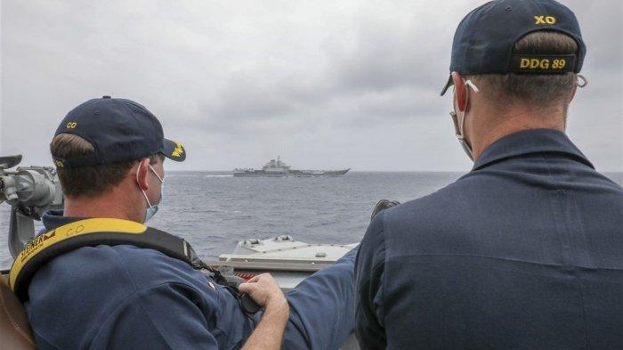 Amerika Mulai Pancing Perang Bikin Ketar Ketir, Situasi di Laut China Selatan Semakin Bahaya