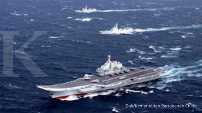 China Mulai Kepung Taiwan, Kini Provokasi dengan Pengerahan Pasukan Besar-besaran, Taipei Siaga