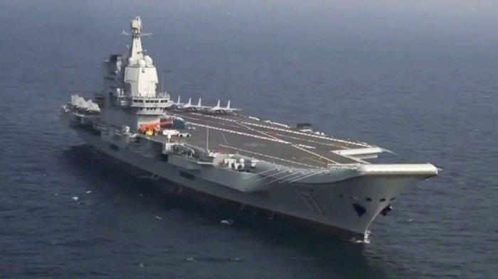 China Kirim Kapal Induk Kedua ke Laut China Selatan, Buktikan Agresi Xi Jinping Bukan Gertak Sambal
