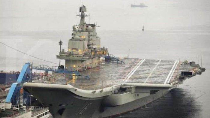 Kapal Perang Amerika Masuk Selat Taiwan Bikin China Geram,  Sebut Unjuk Kekuatan di Teluk Meksiko