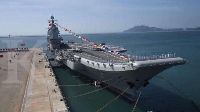 Uji Coba Berakhir, Kapal Induk Pertama Buatan China Lebih Mengerikan, Ancaman Bagi Amerika Serikat?