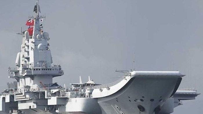 Amerika Geram, China Gelar Latihan Militer Ganda Libatkan Dua Kapal Induk, LCS Terus Memanas