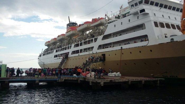 Ini Jadwal Kapal Pelni Yang Dikeluarkan Pt Pelni Kupang Pos Kupang