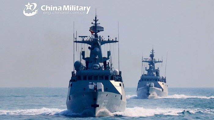 China Mulau Kepung Taiwan, Kini Provokasi dengan Pengerahan Pasukan Besar-besaran, Taipei Siaga