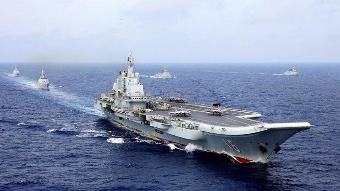 Semua Sudah Terlambat, China Telah Memenangkan Laut China Selatan