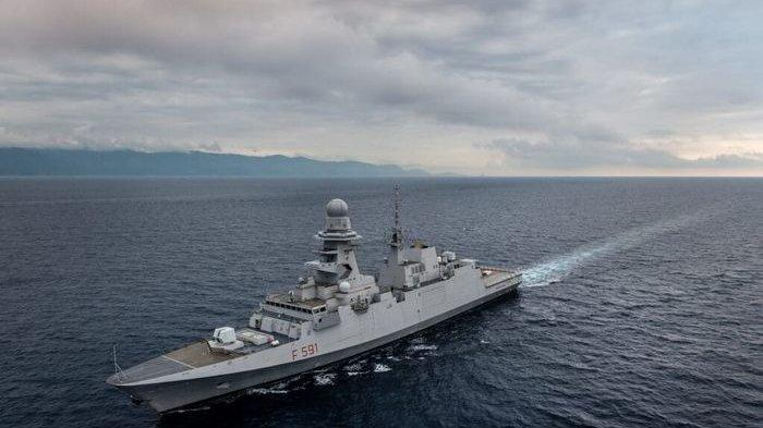 Indonesia Borong 8 Kapal Perang Canggih untuk TNI AL , Militer RI Kini Jadi No 10 Terkuat Dunia