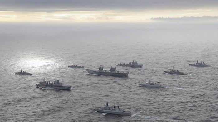 Geram Kapal Perusak AS Masuk ke Laut China Selatan, China Nekat Lakukan Ini Sebut AS Penghancur