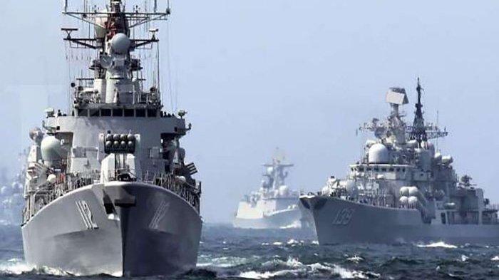 Laut China Selatan Semakin Memanas, Bakal Perang Besar, Negara Asia Pasifik Mulai Cemas