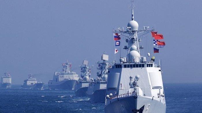 GAWAT Tiongkok Makin Bernafsu Kuasai Laut China Selatan, Sikapnya Bakal Picu Perang 5 Tahun Ke Depan
