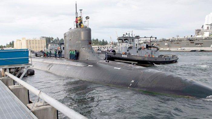 AS Bantah Menutupi Tabrakan Kapal Selam di Laut China Selatan