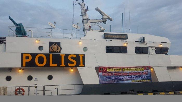 Bantuan Mabes Polri Bagi Bencana Alam di Pulau Adonara dan NTT Mulai Berdatangan