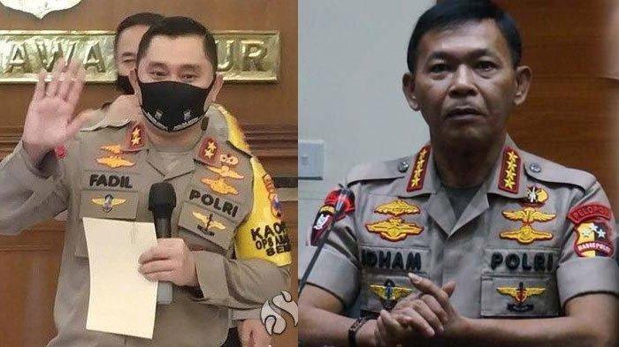 Idham Azis Akan Pensiun,Ini 14 Jenderal Polisi Bintang Tiga Berpeluang jadi Kapolri,Cek Daftarnya