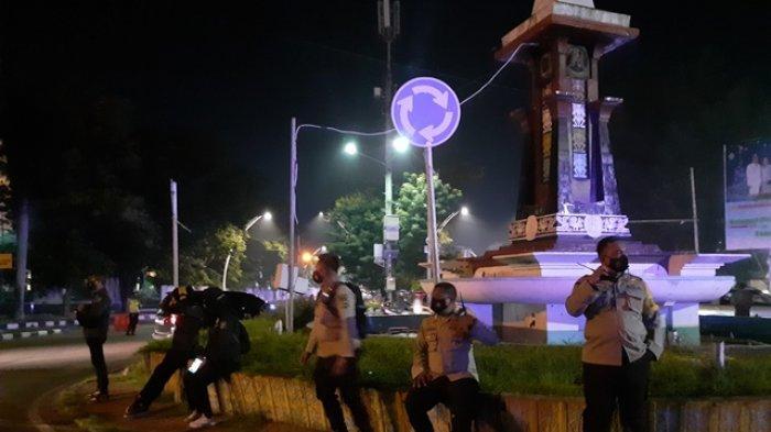 Kapolres Kupang Kota Sebut Pengamanan Malam Tahun Baru 2020 Berbeda, Begini Suasana Pengamanannya