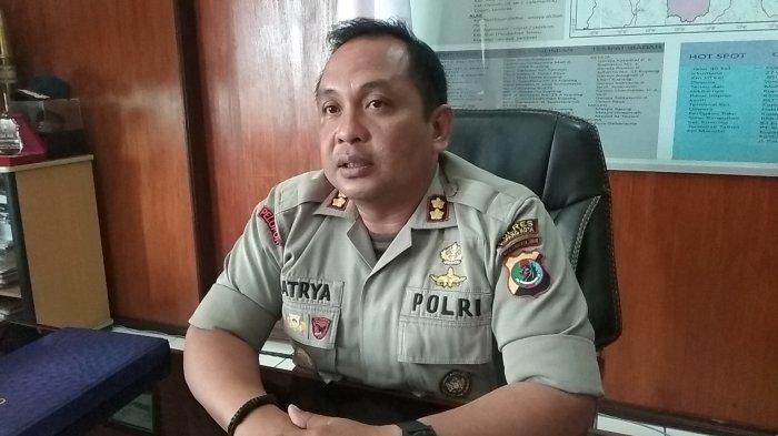 Operasi Pembubaran Kerumunan Massa Cegah Corona, Kapolres Kupang Kota : Warga Kooperatif