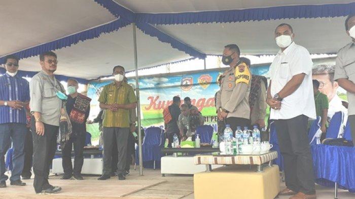 Presiden Jokowi Akan Berkunjung ke Sumba Tengah, Kapolres Siapkan 1.009 Personil