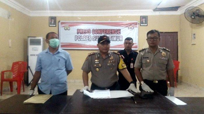 Tersangka MBM Dapat Ganja 204,81 Gram dari Bandung
