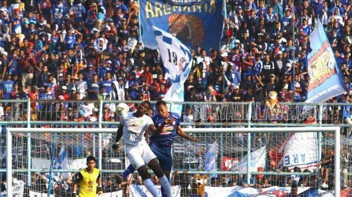SIMAK Jadwal Liga 1 2019 Pekan 18 Hari Ini, Arema FC dan Persebaya Surabaya Bertanding Sore Ini