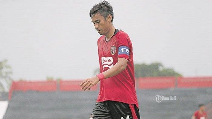 Kapten Bali United Fadil Sausu