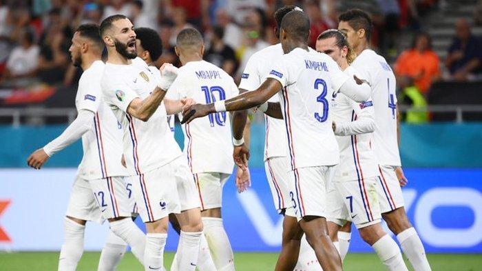 Hasil Grup F Euro 2020, Grup Neraka yang Berhasil Meloloskan Tiga Tim ke Babak 16 Besar Piala Eropa