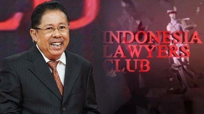 Link Live Streaming ILC TV One Malam Ini Selasa 10 November 2020, Tema Diskusi Dipandu Karni Ilyas?