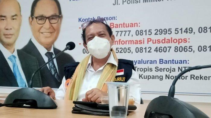 Air Danau Kelimutu Surut, Pemprov NTT Berharap Dukungan Kementerian LHK Untuk Riset