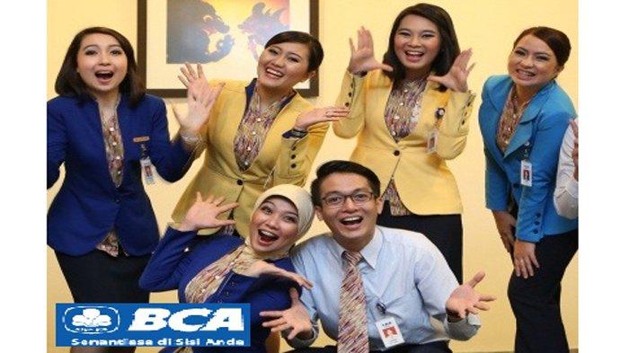 Bank BCA Buka Lowongan Kerja untuk Lulusan S1-S2, Dibuka sampai 31 Desember 2021, Cek Syarat