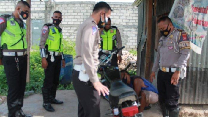 Warga Apresiasi Upaya Kasat Lantas Polres Kupang Kota Tertibkan Knalpot Racing