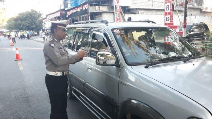 Sebanyak 240 Pelanggaran Lalu Lintas Ditemukan Dalam Operasi Patuh Turangga di Sumba Timur