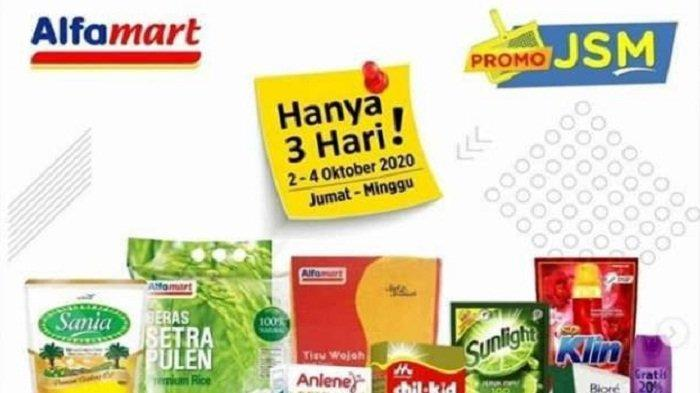 Katalog Promo Akhir Pekan Alfamart 29 Oktober 1 November Beras Minyak Goreng Popok Turun Harga Pos Kupang