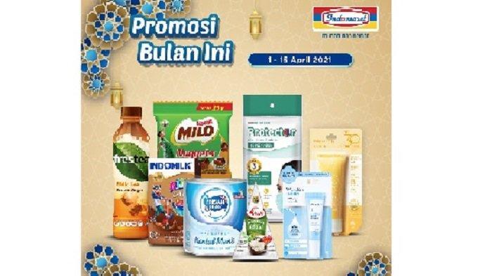Katalog Promo Beli 2 Gratis 1 Dari Indomaret Besok Kamis 8 April 2021, Beli 2 Lebih Hemat